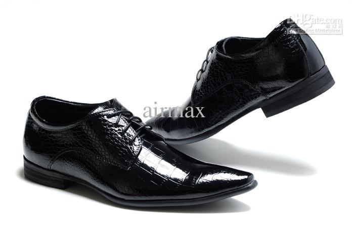 ec48ef82041 paris mens black dress shoes mens leather office shoes sneaker pattern wedding  shoes lxz013