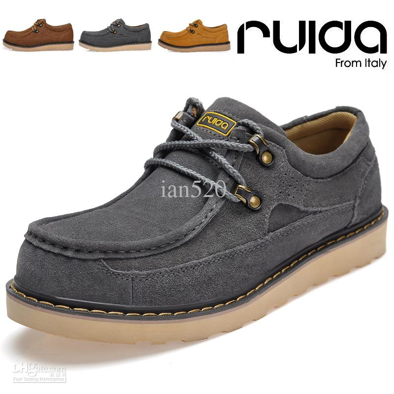 Mens Shoes Sports Shoes Work Ware Ruida