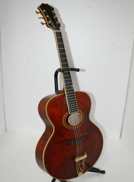 top popular New signing custom acoustic guitar free delivery 2020