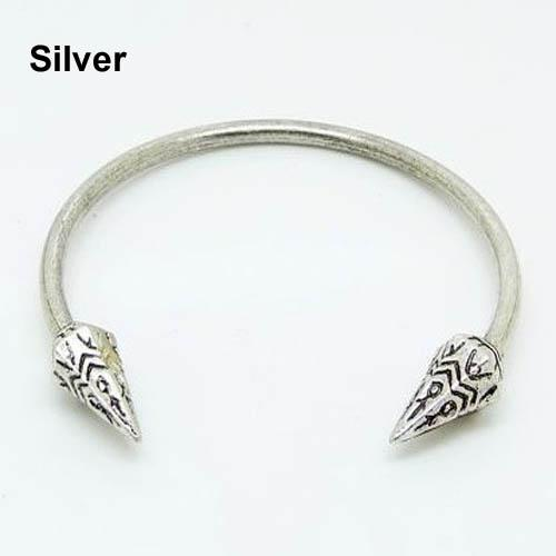 Pulsera punky retro brazalete de las mujeres joyería de moda precio de fábrica de la joyería envío gratis