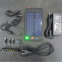 Wholesale Solar Notebook Laptop Charger - 11200MAH portable solar power charger solar mobile phone charger solar notebook laptop charger