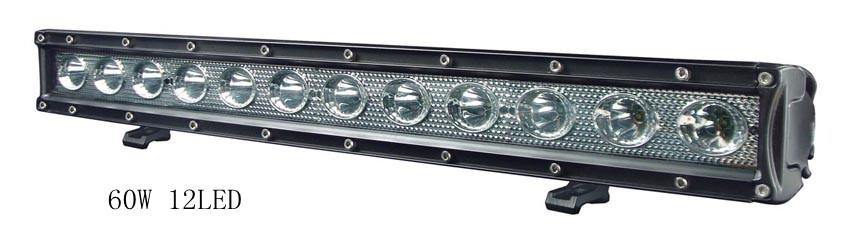 Cheap shipping cree 60w led work light bar 4x4off road led light see larger image mozeypictures Gallery