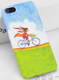 Wholesale Iphone 5th Cover Case - Hard Case Cover for Apple iPhone 5 5th Gen Jimmy Cartoon Mix styles cartoon back cover