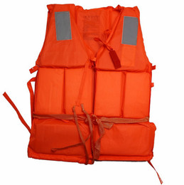 Wholesale Swims Coat - swimming fishing survive life vest jacket coat adult size