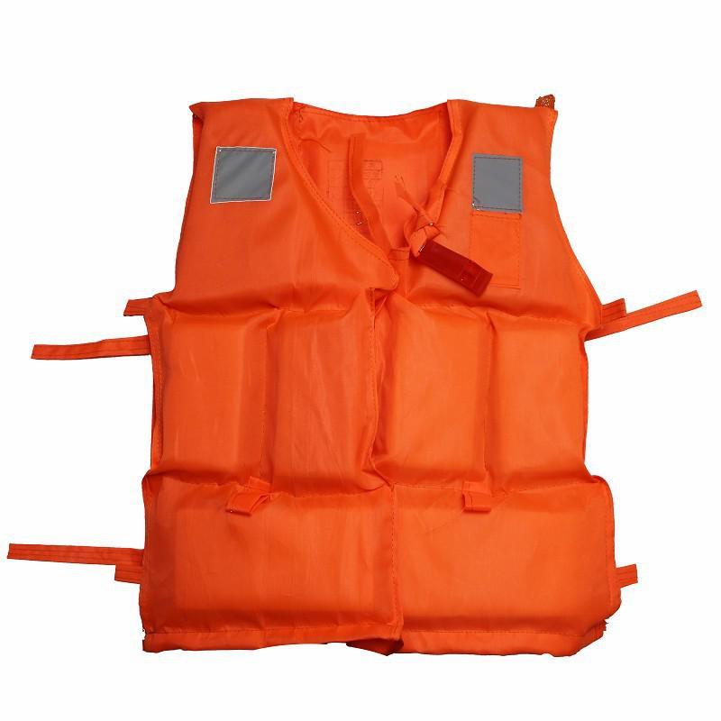 Simning Fiske Life Vest Life Jacket Coat Vuxen storlek