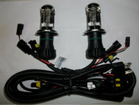 Wholesale H4 Hid Bi - Whosale 35W H4 H13 9004 9007 HID Bi-Beam Bulb H4 H13 9004 with wires high quality