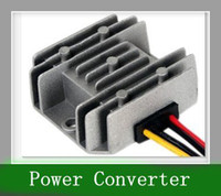 Wholesale Dc Converter 12v 48v - 1pc DC-DC 12V to 48V 2A 96W Aluminum Waterproof Car Booster Power Converter