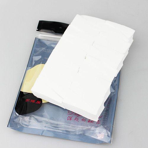 24 Triangle Latex Free Songe Puff Makeup Powder Puff VE Hydrophilic Polyurethane Puff