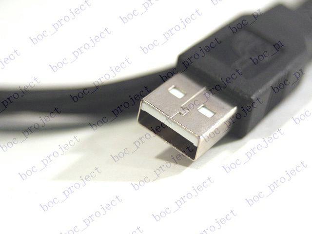 Nouvel adaptateur de câble de données USB 2.0 A à mini 5 broches B /