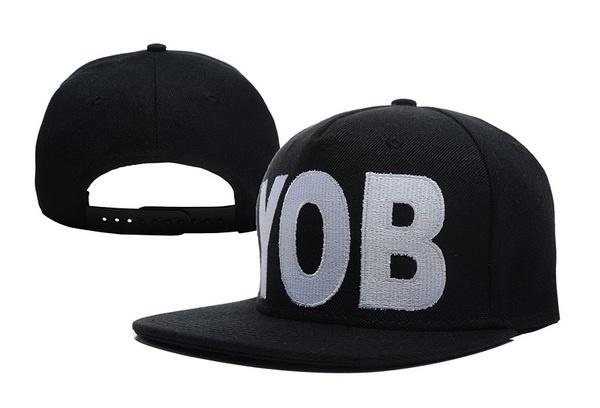 Jongen London Boy Snapback in Black Snapback Hip Hop Street Caps Twee kleuren Hoge kwaliteit