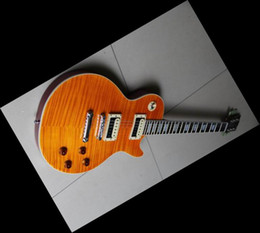 Wholesale Slash Electric Guitar Yellow - Wholesale - Chinese guitar Slash Appetite Natural yellow electric guitar HOT SALE