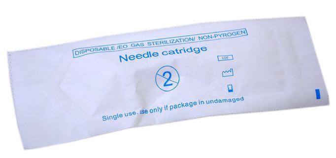 Derma caneta / Elétrica Derma Roller Needle Cartridge / Cabeça de Substituição / Derma Stamp / Equipamentos de Beleza