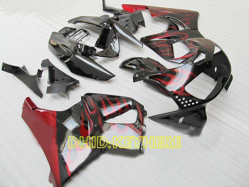 ホンダCBR900RR 893 1997 CBR 900RR CBR893 96 97フェアリングセット