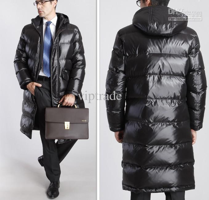 2016 Men Long Coats Parkas Down Hoodies Men Down Hoody Down Coats