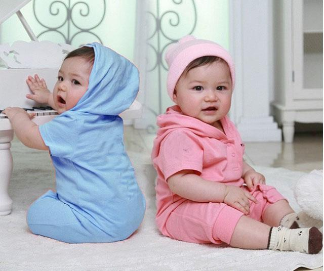 983d5f704 2019 Retail High Quality Baby Boy Girl One Piece Wear New Baby Cotton Short  Sleeves Summer Rompers From Elandfashion, $9.04 | DHgate.Com