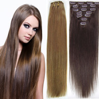 """Wholesale Wide Hair Extensions - 50""""Wide Human Hair Weft Extensions #24 medium blonde,20"""" length,100g"""