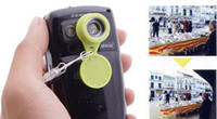 Wholesale Lomo Wide - 12pcs lot LOMO Effects Wide Angle Lens Fish Eye Lens WHOLE SET for iPhone Mobile Phone