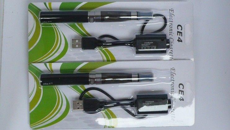 EGOスターターキットCE4アトマイザープラス、EGO-CE4 EGO-Tシリーズキット650mAh 900mAh 1100mAh電子タバコのタバコのタバコ