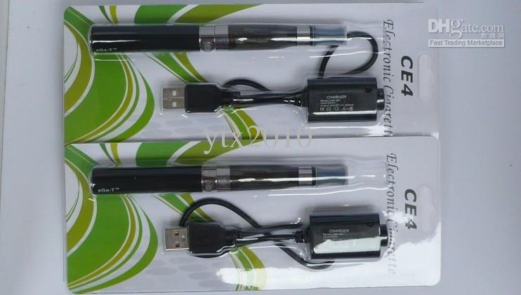 EGO Starter Kit CE4 Atomizer Plus met EGO-CE4 EGO-T-serie Kit 650mAH 900mAh 1100mAh e-sigaret elektronische sigaret