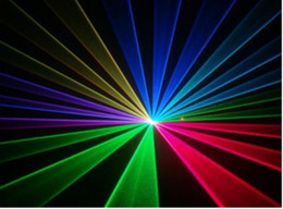 Wholesale Dmx Color Laser - RGB Full Color Animation Laser for DJ Light ILDA,2.2w 2200mw Auto, Sound, DMX and MasterSlave