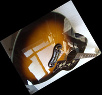 Wholesale Sunset Guitar - New 200 ACOUSTIC ELECTRIC GUITAR eT-5 PICK UP SUNSET VOS TOP QUALITY In stock