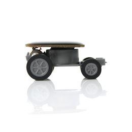 pájaro volador de juguete al por mayor Rebajas Mundos más pequeños Solar Power Car Racing Mini juguetes solares, juguetes de energía solar 30pcs / lots