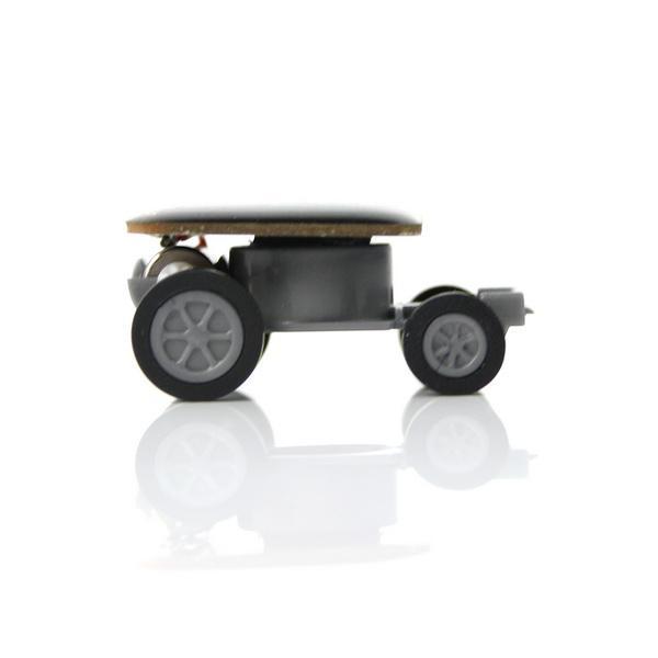 Worlds Smallest Solar Power Racing Car Mini solar toys ,solar energy toys 30pcs /lots