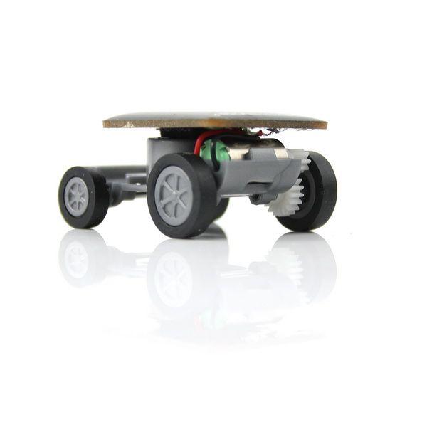 Worlds Smallest Solar Power Racing Car Mini solar toys ,solar energy toys /