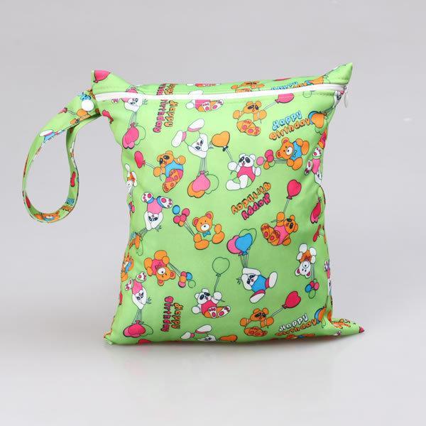 Babyland Baby Diaper Nappyバッグボトルホルダーミイラセットハンドバッグキャリア収納バッグオーガナイザー32彩色