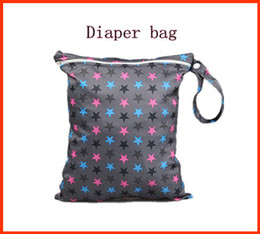 Wholesale Baby Diaper Bottle Organizer - Babyland Baby Diaper Nappy Bags Bottle Holder Mummy Sets Handbag Carrier Storage Bag Organizer 32colors
