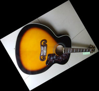Wholesale Sunset Guitar - Chinese Acoustic Electric Guitar top quality china guitar In TS Sunset sunburst 2011 05 25