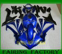 yzf r1 gewohnheit großhandel-Dunkelblaue Custom mototeile verkleidung für YZFR1 07 08 YAMAHA YZF R1 2007 2008 aftermarket body kits