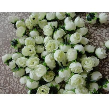 花の卸売シミュレーションの花の撮影物件小さなバラの芽の結婚式の花