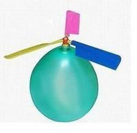 ahşap arı göz oyuncağı toptan satış-Pervaneli uçak balon balon uçuş balon helikopter uçan daire 500 adet / grup ücretsiz kargo