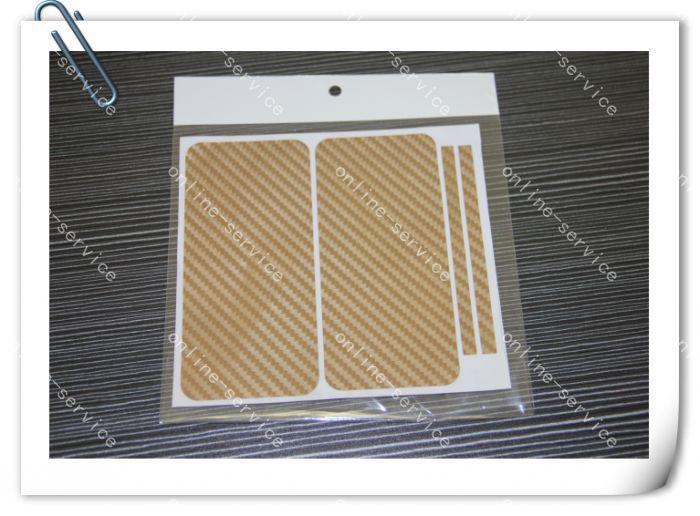 TRASPORTO LIBERO della pelle del telefono cellulare del corpo dell'autoadesivo della pelle del vinile della fibra di TRASPORTO LIBERO per il iPhone 5