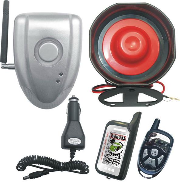 top popular Wireless Two way car Alarm H347 2019