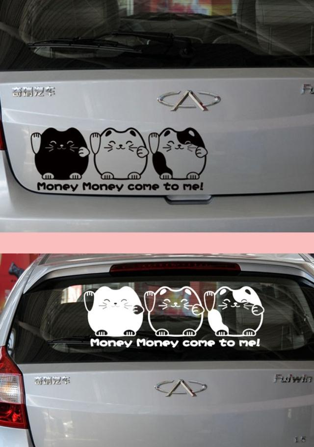 Custom Stickers Decals Cars