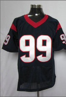 Wholesale Wholesale 99 - 2012 All Team Football Jerseys 99 Elite Blue jersey Mix Red Order 40-60 Free shipping