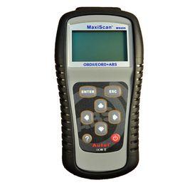 Wholesale Diagnostic Scan Tool Eobd - MaxiScan MS609 autel code reader AUTEL MS609 OBD2 EOBD DIAGNOSTIC SCAN TOOL Scanner Code Reader Car Vehicle