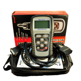 Wholesale Autel Volvo Maxiscan - MaxiScan MS609 autel code reader,OBDII MaxiScan 609 Scanner Car Vehicle Engine Fault Diagnostic Scanner Tool