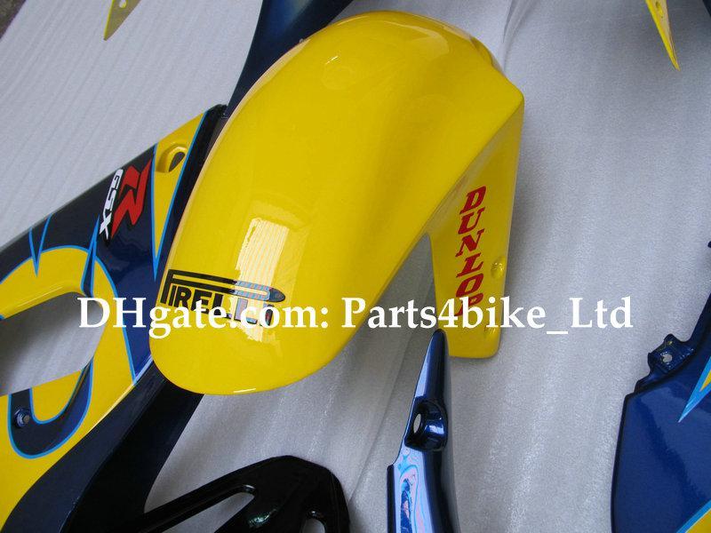 Corona custom für SUZUKI K1 2001 2002 2003 GSXR 600 750 GSXR600 GSX R750 R600 01 02 03 Verkleidungsteile