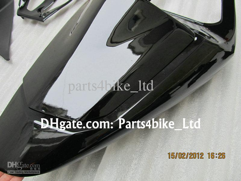 personalizado brilho preto para 2004 2005 SUZUKI GSXR 600 750 K4 GSXR600 GSXR750 04 05 kit de carenagem gsx r600
