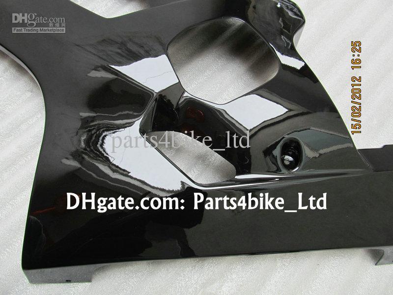 glanz schwarz custom für 2004 2005 SUZUKI GSXR 600 750 K4 GSXR600 GSXR750 04 05 gsx r600 Verkleidungskit