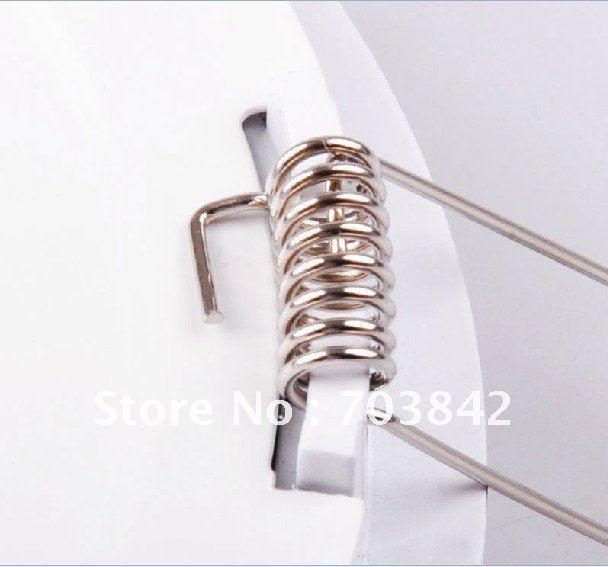 Pas cher haute puissance panneau de LED plafonnier 18W Blanc Chaud Naturel Blanc réel haute puissance