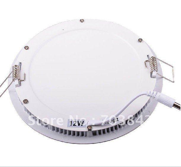 alta potência painel liderado barato Acende luz de teto lâmpada de 18W Natural White Branco Quente real High Power