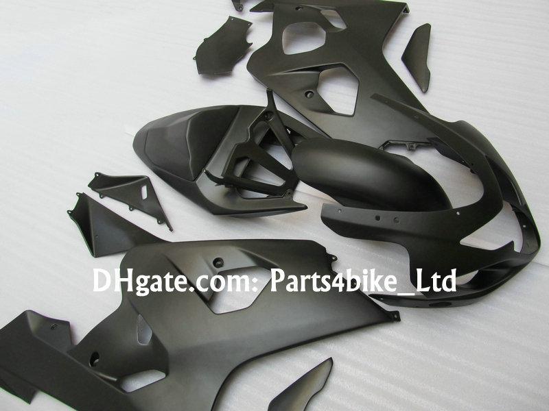 Kit de carénage noir mat pour 2004 2005 SUZUKI GSXR 600 750 K4 GSXR600 GSXR750 04 05 carénages gsx r750