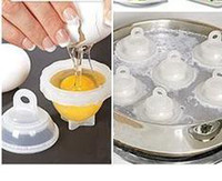 Wholesale Egg Boilers - NEW Egg Boiler for kitchen Cooking Without The shell Hard Boiled Egg System Plus Egg Separator