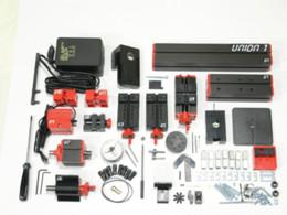 químicos naranjas Rebajas Unión 6 en 1 Mini herramienta de máquina para el conjunto educativo DIY mejor regalo de Navidad para el niño