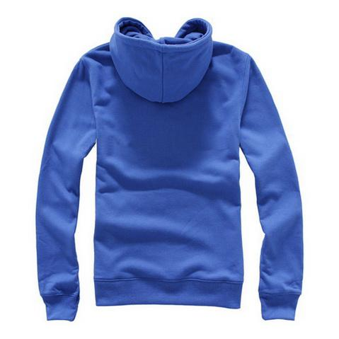 크리스마스 HOODY advert T 셔츠 맞춤형 후드 티 고객 요구 경력 풀오버 BLUE
