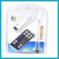Wholesale Digital Tv Tuner Laptop - Free shipping 1PCS DVB-T for LAPTOP PC MINI DIGITAL TV Tuner USB Stick HDTV